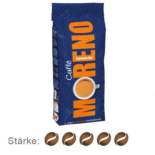 MORENO Espresso Bar 1KG