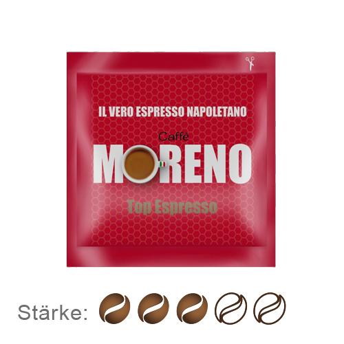 MORENO – Top espresso 150 Pads